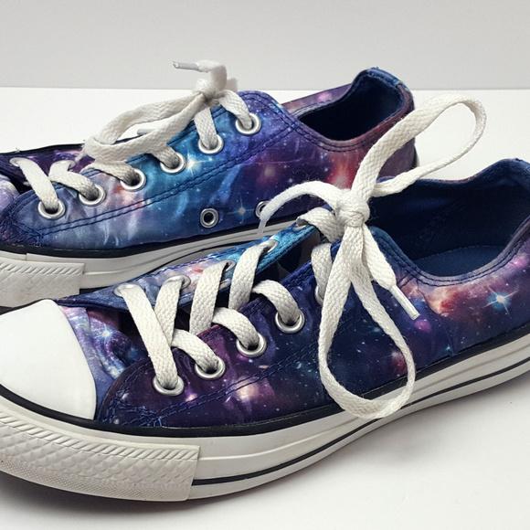 Converse Shoes | Converse Galaxy Shoes